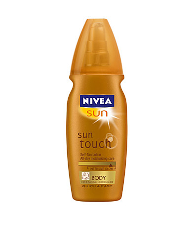 BODY CARE - NIVEA / SUN TOUCH LOTION - NELLY.COM
