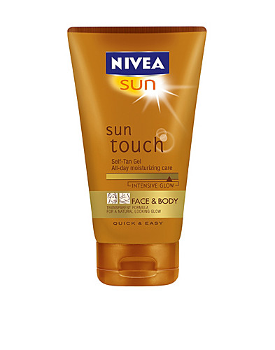 BODY CARE - NIVEA / SUN TOUCH FACE & BODY GEL - NELLY.COM