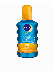 Nivea Invisible Protection Spray Spf 20