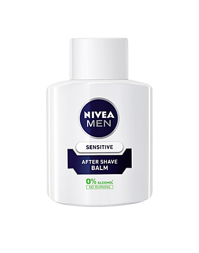 SHAVING - NIVEA FOR MEN / SENSITIVE AFTER SHAVE BALM - NELLY.COM