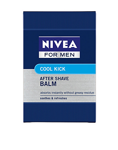 BARBERING - NIVEA FOR MEN / COOL KICK AFTER SHAVE BALM - NELLY.COM