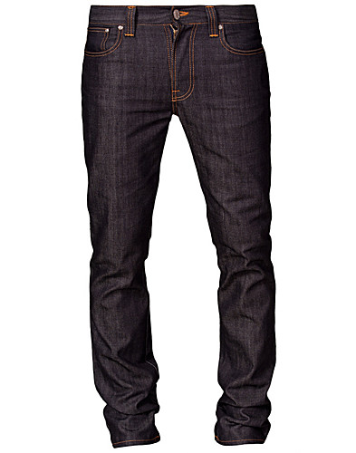 JEANS - NUDIE JEANS / SLIM JIM ORGANIC DRY BROKEN TWILL - NELLY.COM
