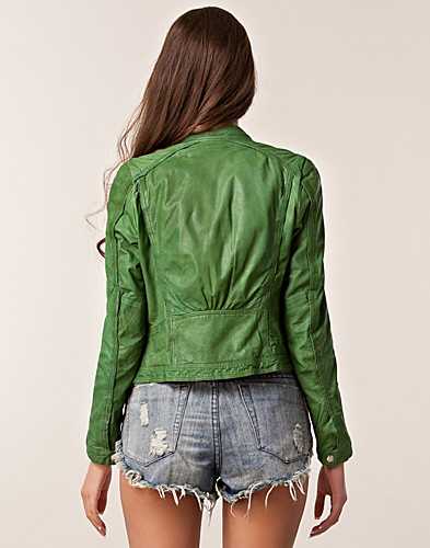 JASSEN - ROCK'N BLUE / SPIRULINA JACKET - NELLY.COM