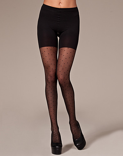 TIGHTS & STAY-UPS - SPANX / SWISS DOT SHEER FASHION - NELLY.COM