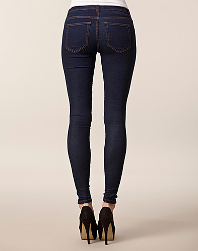 JEANS - SORT DENIM / BERLIN JEGGINGS - NELLY.COM
