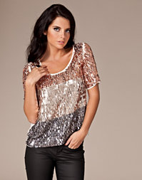 Sequin Mania - Zorri Sequin Top