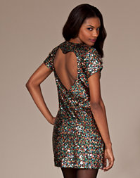 Cushh - Multi Sparkling Dress