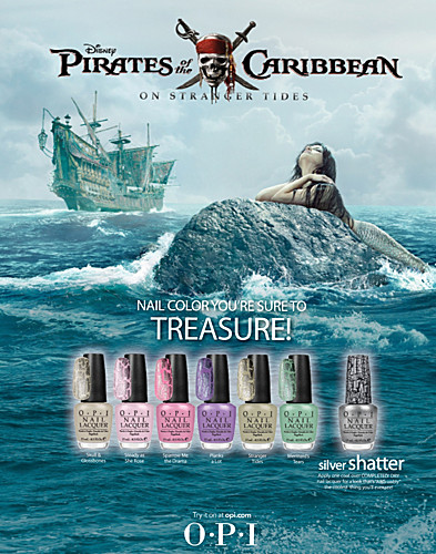 NAIL POLISH - OPI / MERMAID'S TEARS - NELLY.COM