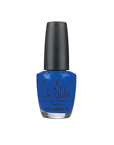 NAIL POLISH - OPI / BLUE MY MIND - NELLY.COM