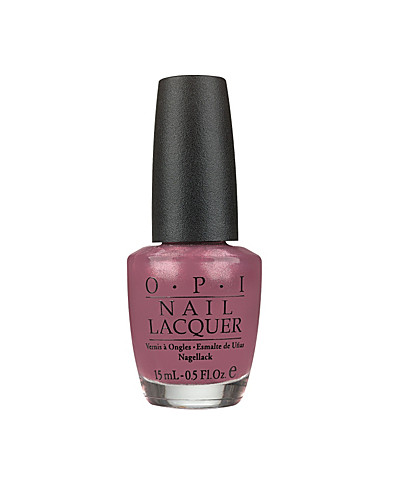NAIL POLISH - OPI / PINK BEFORE YOU LEEP - NELLY.COM