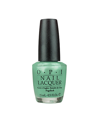 NAIL POLISH - OPI / GO ON GREEN - NELLY.COM