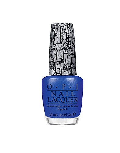 NAIL DESIGN - OPI / BLUE SHATTER - NELLY.COM
