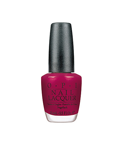 NAIL POLISH - OPI / BOGOTA BLACKBERRY - NELLY.COM