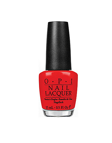 NAIL POLISH - OPI / RED MY FORTUNE COOKIE - NELLY.COM