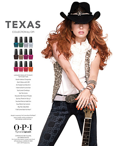 NAIL POLISH - OPI / BIG HAIR...BIG NAILS - NELLY.COM
