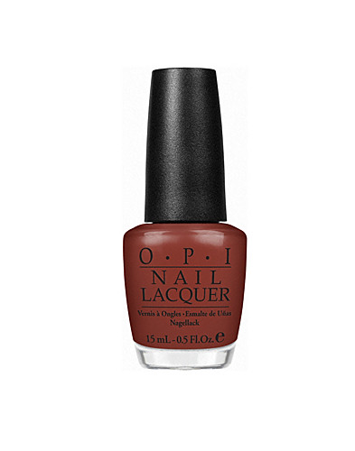 NAIL POLISH - OPI / I'M SUZI I'M A CHOCOHOLIC - NELLY.COM