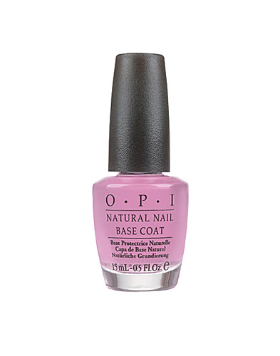 NAIL POLISH - OPI / NATURAL NAIL BASE COAT - NELLY.COM