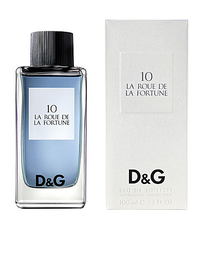 FRAGRANCES - D&G PERFUME / TAROT 10 LA RUNE DE LA FORTUNE EDT 100 ML - NELLY.COM