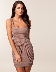 Te Amo - Maya One Shoulder Dress