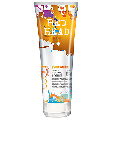 HAIR CARE - TIGI BED HEAD / DUMB BLONDE SHAMPOO - NELLY.COM