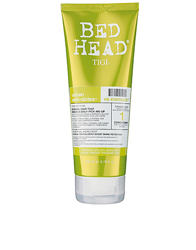 HÅRPLEJE - TIGI BED HEAD / RE-ENERGIZE CONDITIONER - NELLY.COM