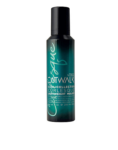 HAIR CARE - TIGI CATWALK / LIGHTWEIGHT MOUSSE - NELLY.COM