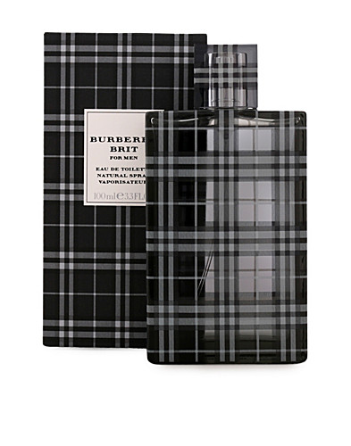 FRAGRANCE - BURBERRY PERFUME / BRIT FOR MEN EDT 100 ML - NELLY.COM