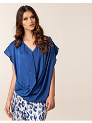 Cover Twist Blouse