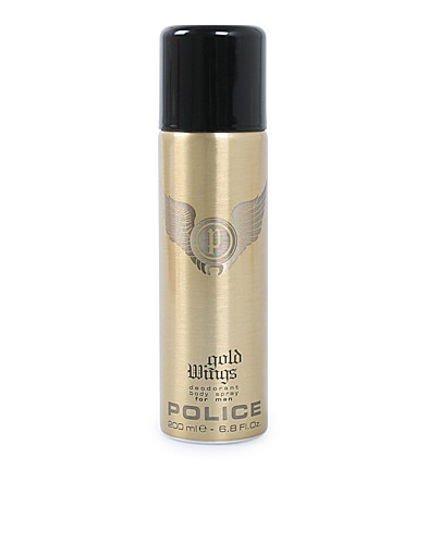 BODY CARE - POLICE / WINGS GOLD DEO SPRAY - NELLY.COM