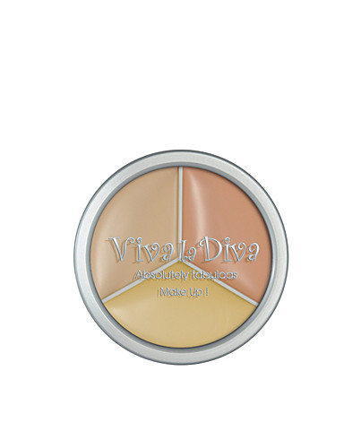 MAKEUP - VIVA LA DIVA / 3 IN 1 CONCEALER - NELLY.COM