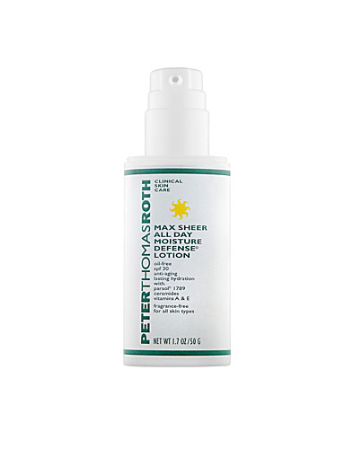ZONNEBRANDPRODUCTEN - PETER THOMAS ROTH / MAX ALL DAY MOISTURE DEFENCE LOTION SPF30 - NELLY.COM