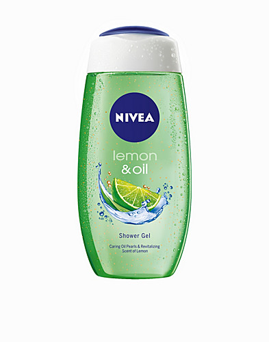 BODY CARE - NIVEA / SHOWER LEMON & OIL - NELLY.COM