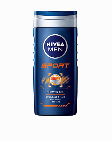 BODY CARE - NIVEA / SHOWER SPORT FOR MEN - NELLY.COM