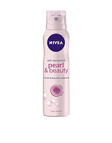 BODY CARE - NIVEA / AEROSOL PEARL & BEAUTY - NELLY.COM