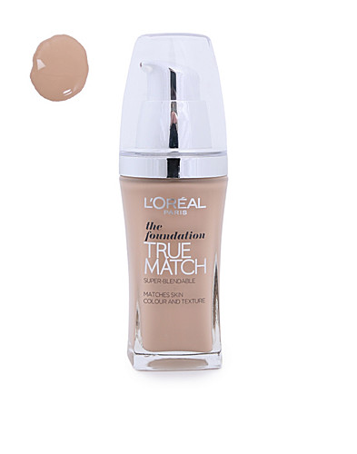 MAKEUP - L'ORÉAL PARIS / TRUE MATCH FOUNDATION - NELLY.AT