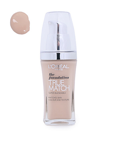 MAKE UP - L'ORÉAL PARIS / TRUE MATCH FOUNDATION - NELLY.COM