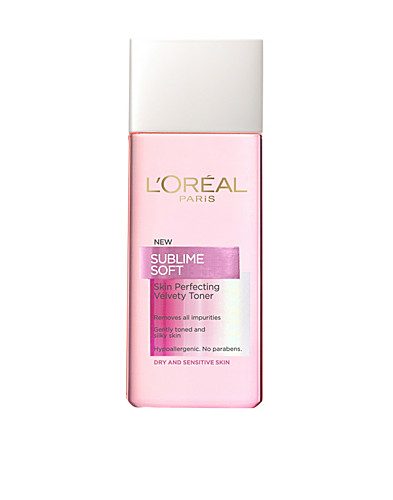 FACIAL CARE - L'ORÉAL SKIN CARE / TRIPLE ACTIVE COMFORT TONER - NELLY.COM