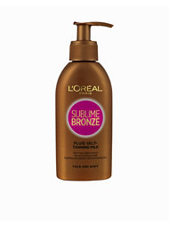 L'oréal Skin Care Self Tanning Milk Face & Body