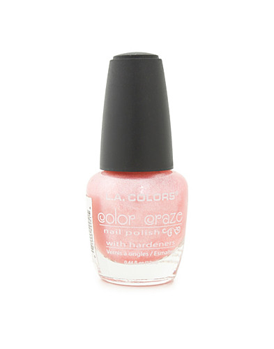 NAGELLACK - L.A. COLORS / COLOR CRAZE NAIL POLISH - NELLY.COM