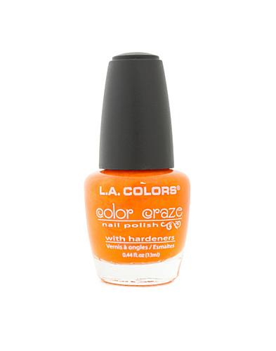 NAIL POLISH - L.A. COLORS / COLOR CRAZE NAIL POLISH - NELLY.COM