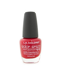 L.A. Colors - Color Craze Nail Polish