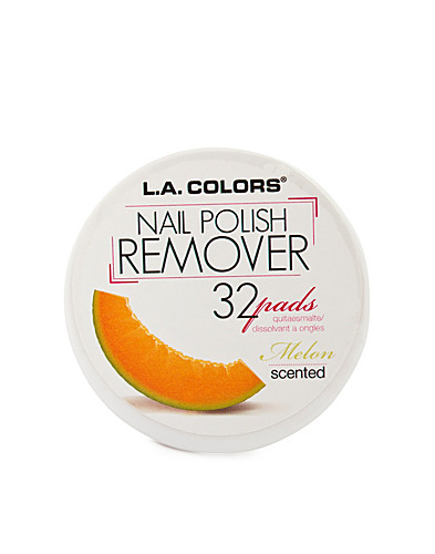 KYNSIENHOITO - L.A. COLORS / SCENTED POLISH REMOVER PADS - NELLY.COM