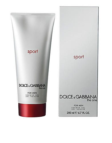 KROPPSPLEIE - DOLCE & GABBANA PERFUME / THE ONE FOR MEN SPORT SHOWER GEL - NELLY.COM