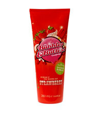 Bubbles & Butters Strawberry Scream Shower Bubbles