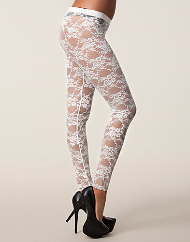 LEGGINGS - ESTRADEUR / LACE TIGHTS - NELLY.COM