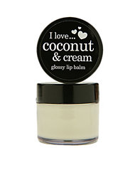 I Love... Coconut & Cream Glossy Lip Balm