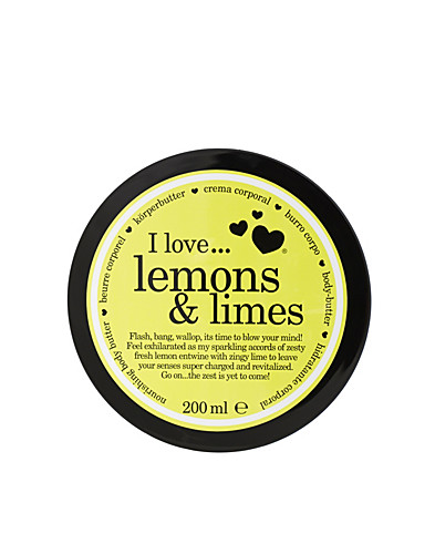 BODY CARE - I LOVE... / LEMONS & LIME NOURISHING BODY BUTTER - NELLY.COM