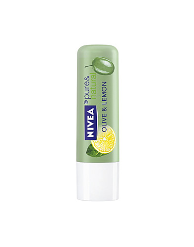FACIAL CARE - NIVEA / PURE & NATURALE LIP OLIVE & LEMON - NELLY.COM