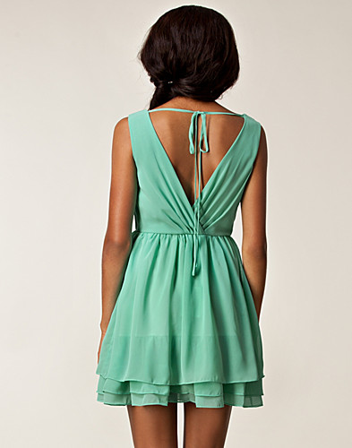 DRESSES - DRY LAKE / CANDICE DRESS - NELLY.COM