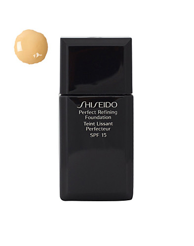 MAKEUP - SHISEIDO / PERFECT REFINING FOUNDATION - NELLY.COM